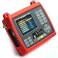 "SatLink WS-6950 Medidor de Campo LCD 3,5"" DVB-S BUSCADOR DE SEÑAL SATELITE LNB"