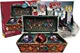 Aquarius Harry Potter Quidditch Set (2 Lati, a Forma di Puzzle)