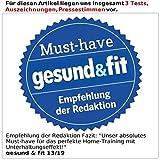 PEARL sports Schwungmasse-Heimtrainer HT-516 mit Notebook- / Tablet-Halter bis 14″ - 6