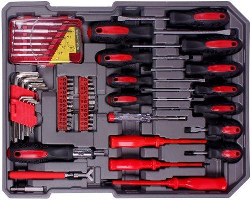 El Fuego Werkzeugkoffer / Trolley 186-teilig, 359 - 4