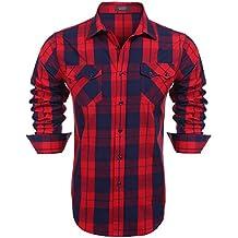 hot sale online 5ab85 65b7b Suchergebnis auf Amazon.de für: Baumwollhemden