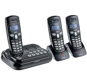 Alcatel Téléphone sans fil DECT VERSATIS 830 VOICE TRIO (3 combinés) avec répondeur