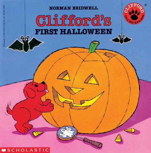 Clifford's First Halloween (Clifford the Big Red Dog (Pb)) (Red Halloween Big Dog Clifford)