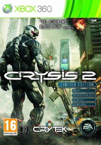 Electronic Arts Crysis 2 - Limited Edition [PEGI]
