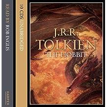 The Hobbit. Audiobook. 10 CDs. Unabridged