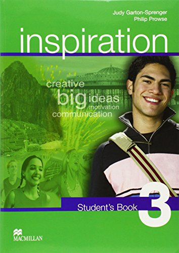 INSPIRATION 3 Sb: Student's Book