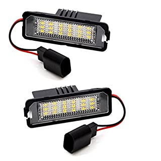 Akhan-Tuning KBVWP LED Kofferraumbeleuchtung Modul Plug´n Play
