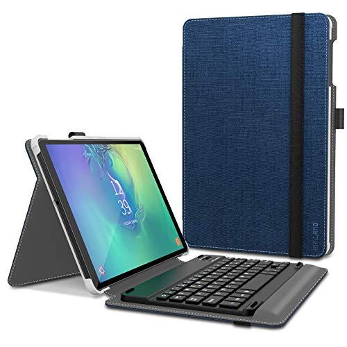 tablet tastiera staccabile Infiland Tastiera per Samsung Galaxy Tab A 10.1 2019