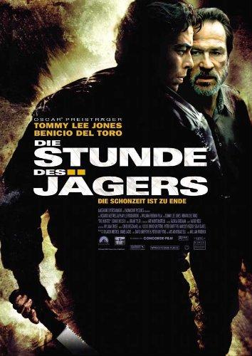 Die Stunde des Jägers (Benicio Del Toro)