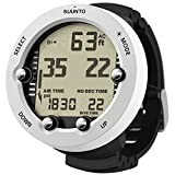 SUUNTO - VYPER NOVO White with Boot und USB-Kabel