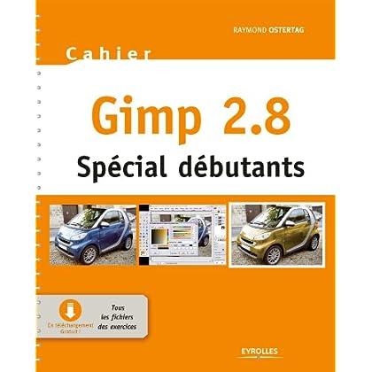 Gimp 2.8 - Spécial débutants: Mis à jour avec Gimp 2.8 (Cahiers)