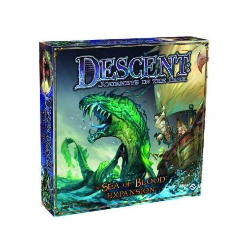 Descent: Sea of Blood Expansion (Descent: Journeys in the Dark)