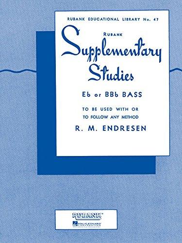 Supplementary Studies: Bass/Tuba in C (B.C.) (Brass Method)