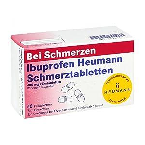Ibuprofen Heumann Schmerz 50 stk