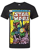 Boba Fett Star Wars Comic Men's T-Shirt (S)