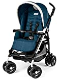 Peg Perego B5P3A3SABL Komfort-Buggy Pliko P3 Compact Classico, saxony blue
