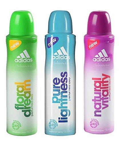 Adidas Women Deodorant Set Of 3 -150 Ml Each