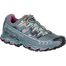 La Sportiva–Ultra Raptor Gtx Mountain Running para mujer (gris/lila), slate-purple