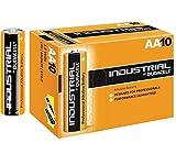 Duracell Industrial Alkaline-Batterie, 1,5V, AA, MN1500
