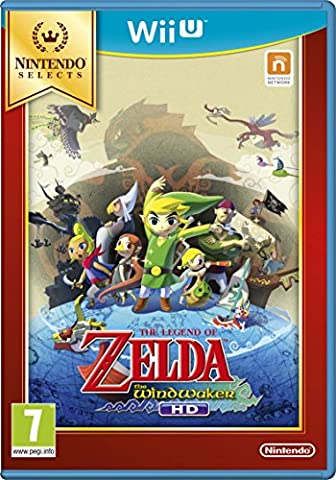 The Legend of Zelda : Wind Waker HD Select[import anglais]