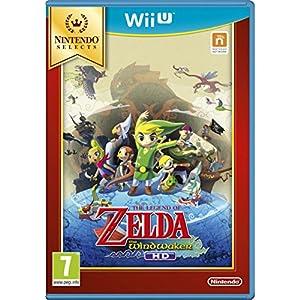 The Legend of Zelda The WindWaker HD Select Jeu Wii U
