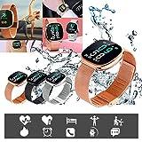 2019 Neue Intelligente Uhr, Multifunktionssportuhr Der MäNner/Frauen/Jungen/des MäDchens,Bildschirm Smart Watch SportgüRtel Armband Call Pedometer Herzfrequenz