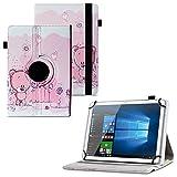 Tablet Hülle Excelvan 10 Tasche Schutzhülle Universal Case Schutz Cover NAUCI, Farben:Motiv 1