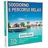 Smartbox - Soggiorno e Percorso Relax - 725 Soggiorni Con Percorso Relax In Hotel 3* e 4*, Cofanetto Regalo e Benessere