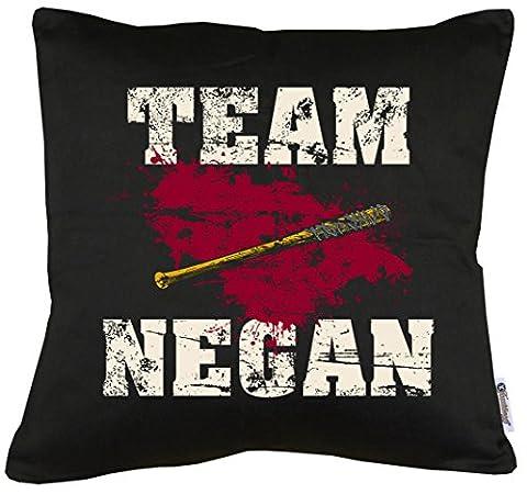TLM Team Negan Kissen mit Füllung 40x40cm (Einfache Katzen-kostüm Für Arbeit)