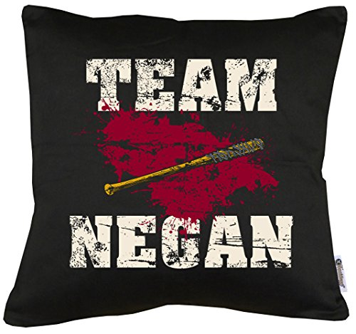 TLM Team Negan Kissen mit Füllung (Kostüm Carol The Walking Dead)