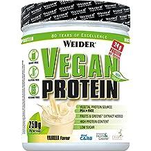 Weider Vegan Protein Sabor Vainilla - 750 gr
