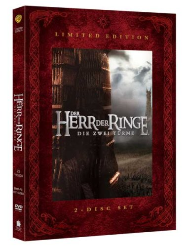 Bild von Der Herr der Ringe - Die zwei Türme [Limited Edition] [2 DVDs]
