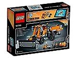 LEGO Technic 42060 Straßenbau-Fahrzeuge; Spielfahrzeuge; Aus dem Weg! Hier kommen die Straßenbau-Fahrzeuge, echte 2-in-1-Modelle Ab 8 Jahren