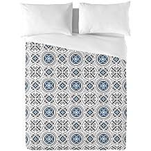 BCN Brand Casa Bures - Juego de funda nórdica para cama de 150 cm