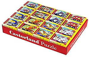 Castorland A-08521-BP Puzzle Puzzle - Rompecabezas (Puzzle Rompecabezas, Dibujos, Niños, Niño/niña, 5 año(s), 165 mm)