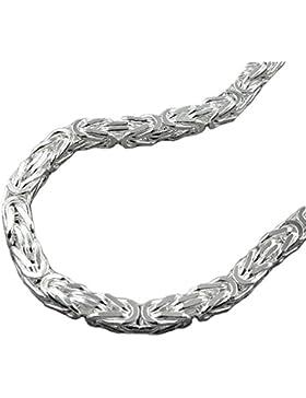 Dreamlife Kette Königskette 5mm Silber 925 50cm