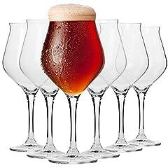 Bier-Tulpen Bier-Gläser