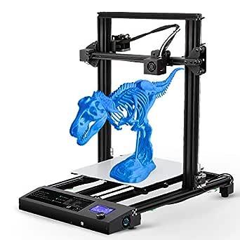 Stampante 3D Kit FDM fai-da-te, sensore a filamento Riprendi stampa Stampante 3D SUNLU dimensioni di stampa 310x310 x400 mm Facilità di montaggio, piano di stampa riscaldato, alimentazione migliorata
