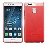 TBOC® Rot Gel TPU Hülle für Huawei P9 Plus - P9 Plus