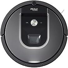 iRobot Roomba 960 - Robot aspirador con conectividad Wi-Fi y localización visual