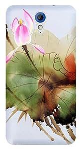TrilMil Printed Designer Mobile Case Back Cover For HTC Desire 820 Mini