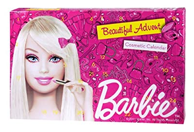 Mattel 9261620 Barbie - Calendario de Adviento (cosmética) por Barbie