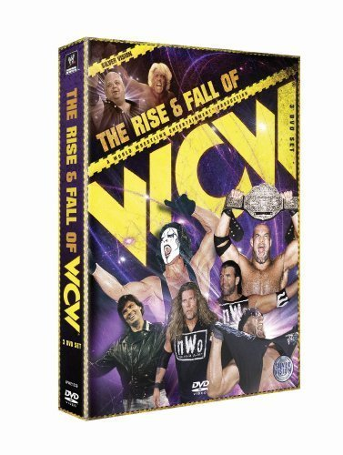 WWE - The Rise and Fall of WCW [3 DVDs]
