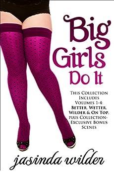 Big Girls Do It Boxed Set (Books 1-4): Big Girls Do It by [Wilder, Jasinda]