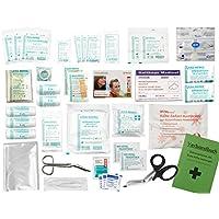 Komplett-Set Erste-Hilfe DIN 13157 EN 13 157 PLUS 1 für Betriebe mit Notfallbeatmungshilfe & Verbandbuch incl.... preisvergleich bei billige-tabletten.eu