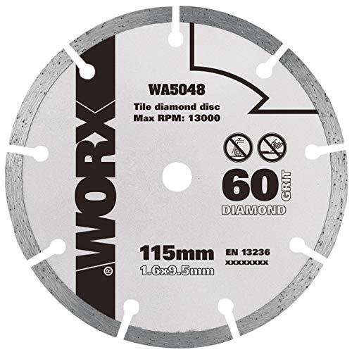Worx Diamant Sägeblatt 115mm WA5048, 115 mm