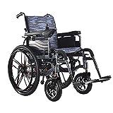 Wheel-hy Ultraleichter Faltbarer Elektrischer Rollstuhl, Intelligente Automatische, Frei-Reiten, Elektro-Rollstuhl