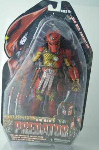 Predators Series 7 Big Red 7