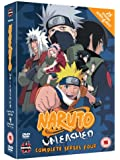 Naruto Unleashed - Complete Series 4 [DVD]