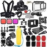 Kupton Kit accessori per GoPro Hero 8 Set di Accessori per Action Camera,...